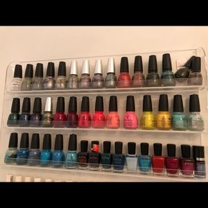 China Glaze Nail Polish (See Description!)